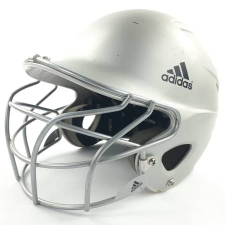 Photo Adidas Incite Climacool Kids Baseball Helmet Adjustable Softball - $25 (SE 82nd and Harney Portland, Oregon)