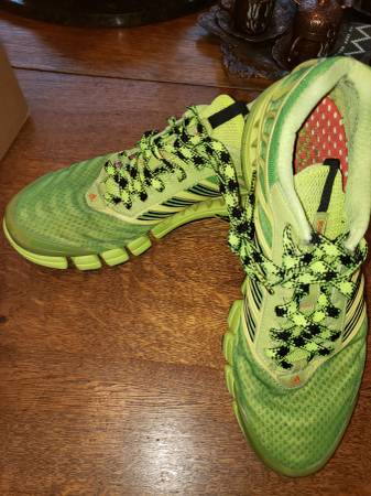 Photo Adidas Springback ClimaCool Running  Trail Shoes M 9.5 Pd $135 - $40 (Portland)