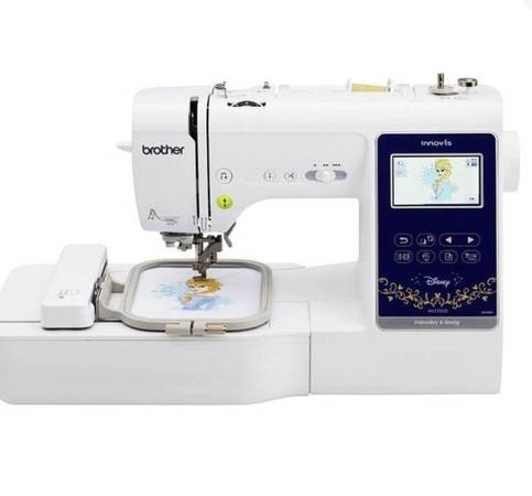 Photo BROTHER INNOV-I5 1750D EMBROIDERY SEWING MACHINE - $600 (BeavertonAloha)