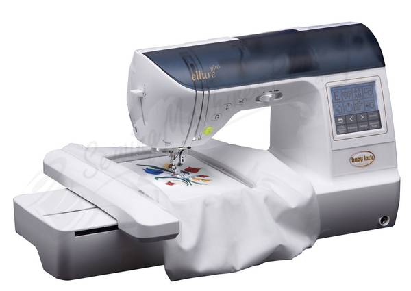 Photo Babylock Ellure Plus Sewing Embroidery Machine - $850 (N Portland)