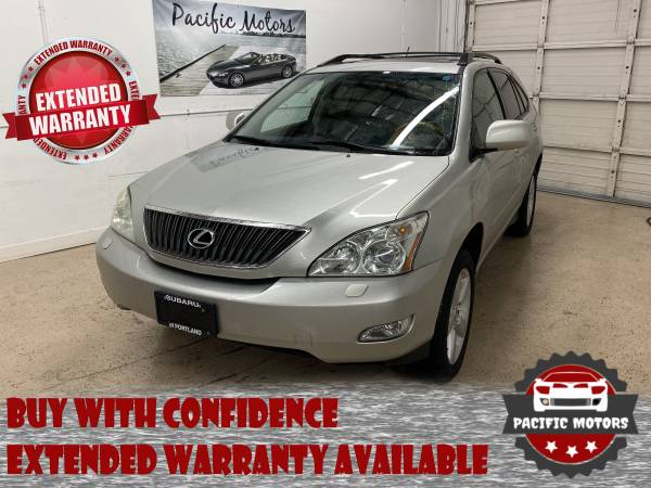 Photo CLEAN TTILE  2005 LEXUS RX 330 RX330 ALL WHEEL DRIVE LEATHER SEA - $8895 (EXTENDED WARRANTY AVAILABLE)