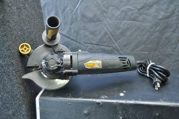 Photo Chicago Electric Professional 5quot Double Cut Saw Trim Circular - $50 (Portland NE)