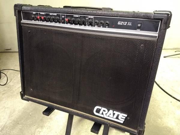 Photo Crate G212XL 80-Watt Guitar Combo - $50 (Happy Valley)