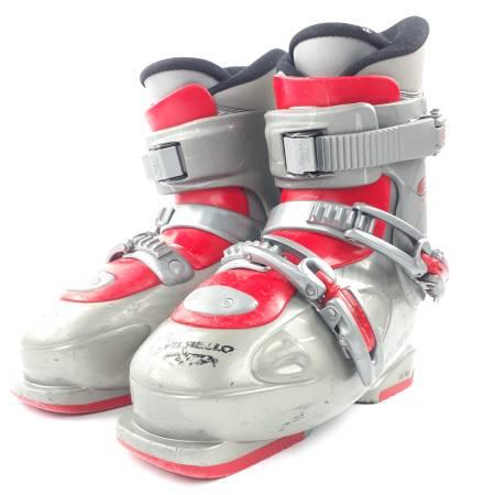 Photo Dalebello CX R3 Ski Boots Men39s 6.5 Women39s 7.5 Works 277mm Mondo 24.5 - $30 (SE 82nd Portland, Oregon Johnson CreekFlavelDukeWoodstock)