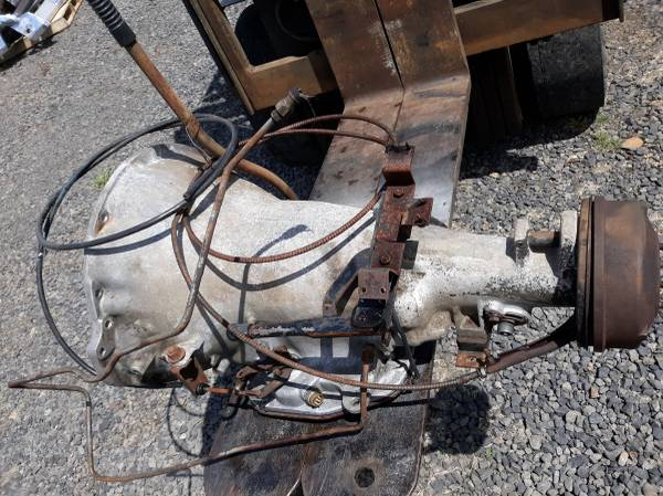 Photo Dodge motorhome or industrial big block 727 automatic transmission 361-440 - $300 (Forest Grove)