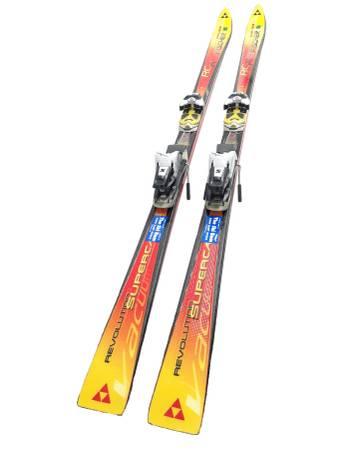 Photo Fischer RCR Skis Fits 5398quot-6394quot Tall 70.75quot180cm  Salomon Bindings - $85 (SE 82nd Portland, Oregon Johnson CreekFlavelDukeWoodstock)