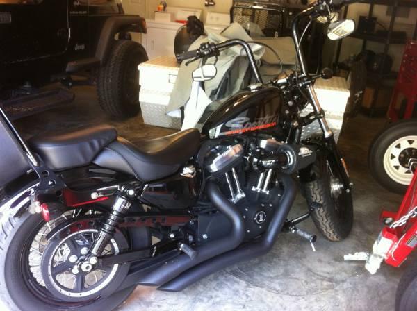 Photo Harley Davidson Sportster 48 Edition 1200XL 2011 - $7,800 (Portland)