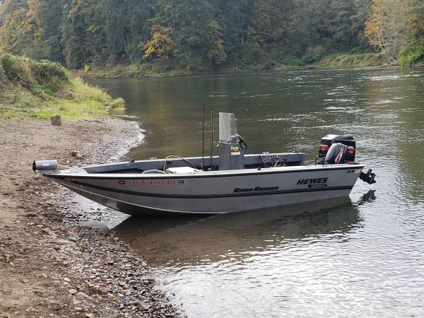 Photo Hewescraft river runner - $13,500 (Castle Rock)