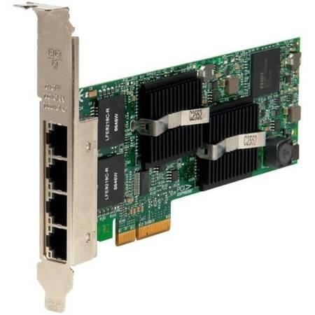 Photo Intel 10 100 1000 Quad Port NIC PCI-E - $30 (Portland Oregon)