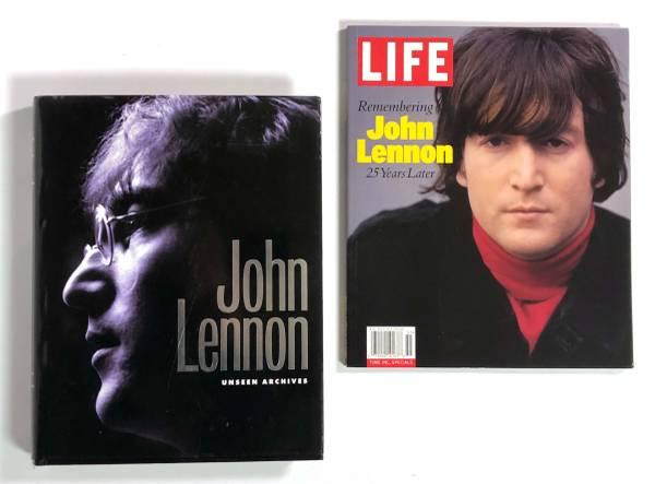 Photo John Lennon Books - $30 (Beaverton)
