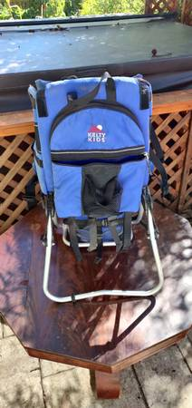Photo Kelty Child Carrier Backpack - $40 (SE PORTLAND)