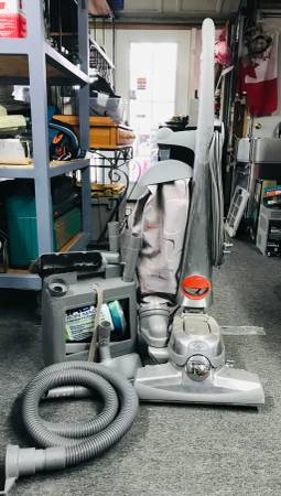 Photo Kirby Sentria G10D Vacuum (82nd and max stop)