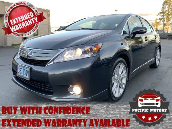 Photo LOW MILES 2011 LEXUS HS 250h PREMIUM HYBRID 1-OWNERBACKUP CAMNAVIG - $13,995 (EXTENDED WARRANTY AVAILABLE)