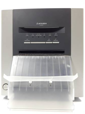 Photo Mitsubishi Digital Color Printer CP9550 DW Thermal w Used and New Ink - $220 (SE 82nd and Harney Portland, Oregon)