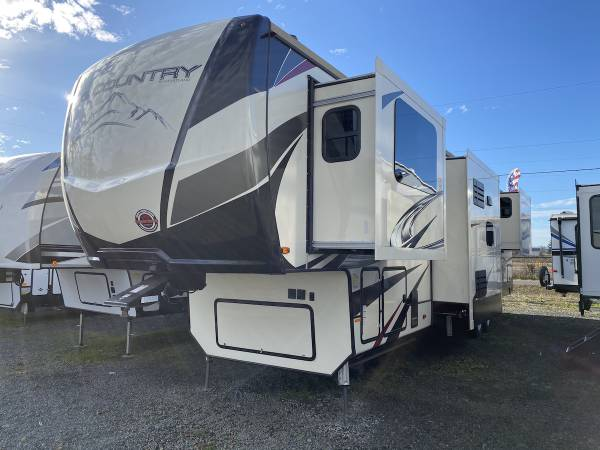 Photo New 2020 Heartland Big Country 3902 FL - $69,675 (Creswell, OR Oregon West RV (541-972-5719))