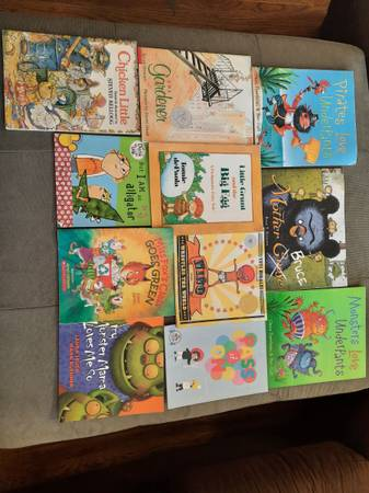 Photo Not the normal books lot of 11 - $25 (Portland se)
