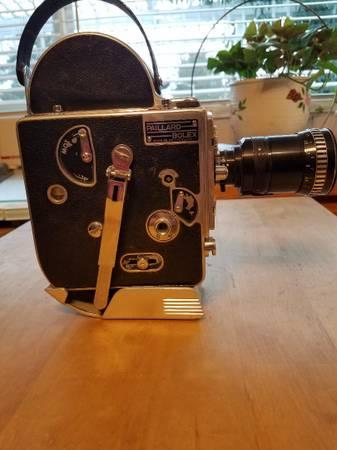 Photo PAILLARD BOLEX 16 MM CAMERA - $455 (Oregon City)