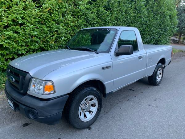 Photo PRICE REDUCED 2011 Ford Ranger - $8,900 (Cathlamet, WA)