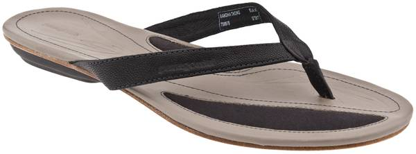 Photo Patagonia Bandha Black Leather Flip Flop Sandals - Womens size 5 - NEW - $29 (Milwaukie)