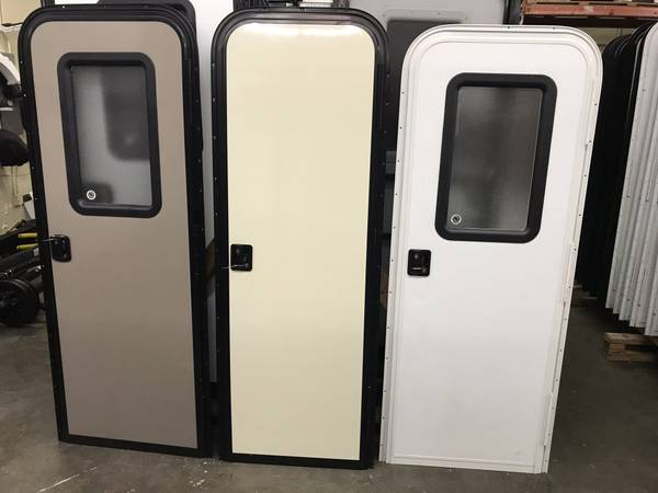 Photo RV Teardrop and Trailer Doors - $250 (Milwaukie)