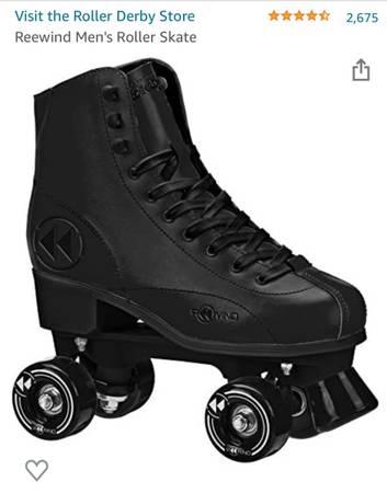 Photo Roller Skates - $30 (Portland)