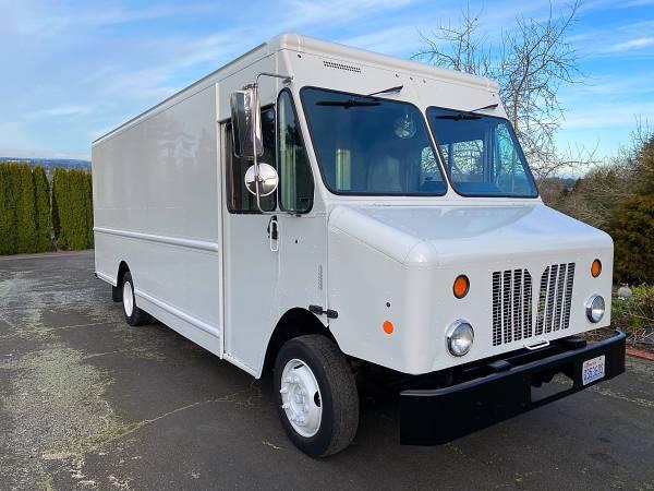 Photo Step van (2011) workhorse - $29,500 (Portland Oregon)