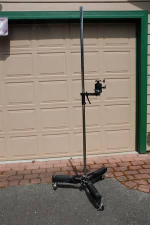 Photo Studio Camera Stand and Ballhead - $550 (SW WA)