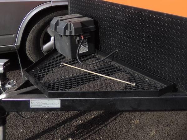 Photo Trailer tongue rack, cargo tray - $60 (White Salmon, WA)