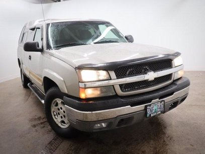 Photo Used 2003 Chevrolet Silverado 1500 4x4 Extended Cab LS for sale
