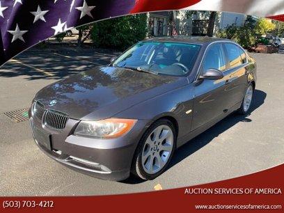 Photo Used 2007 BMW 335i Sedan for sale
