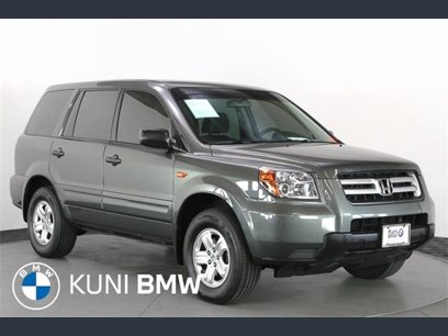 Photo Used 2007 Honda Pilot LX for sale