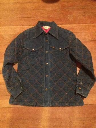 Photo Vintage Women39s Lady Lee Jean Jacket- M. - $50 (NE PDX)
