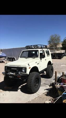 Wanted Suzuki Samurai Tin Top Project 1 Anywhere Cars Trucks For Sale Portland Or Shoppok
