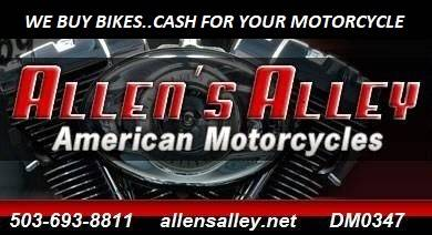 Photo We Will buy Your Motorcycle, Paid For Or Not - $123,456 (PortlandWe Buy Bikes)