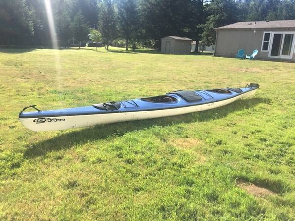 Photo Wilderness Systems Tandem Fiberglass Kayak - $1300 (Portland)