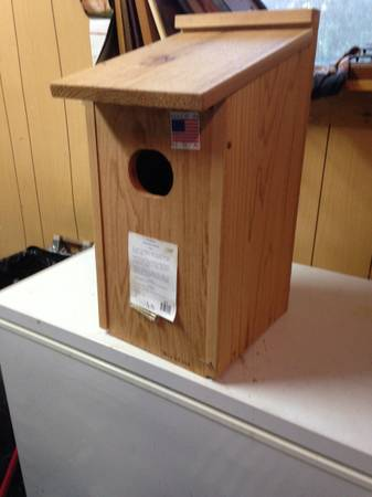 Photo Wood Duck Nesting boxes 2 ea - $40 (Rainier)