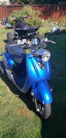 Photo Yamaha Vino 125 - $1,000 (VANCOUVER)