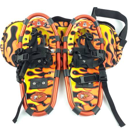 Photo Yukon Charlie39s Snowshoes Kids 7x16 Trail Blaze Winter Systems  Bag - $50 (SE 82nd Portland, Oregon Johnson CreekFlavelDukeWoodstock)