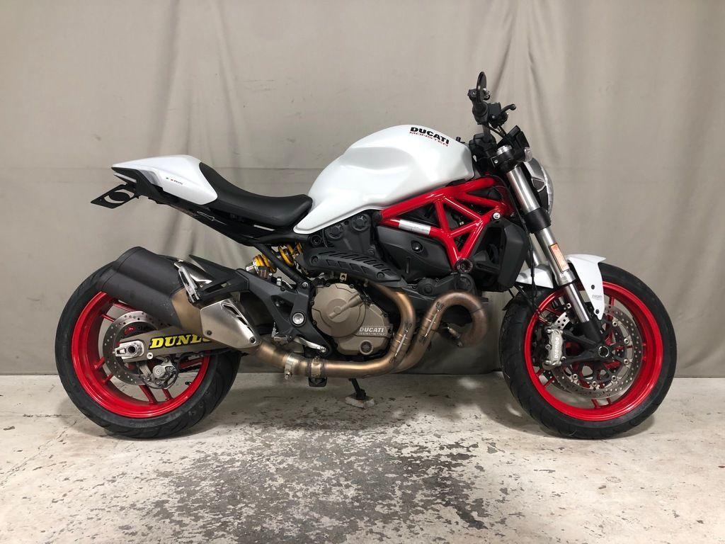 Photo 2015 Ducati Monster 821 Star White Silk $7199