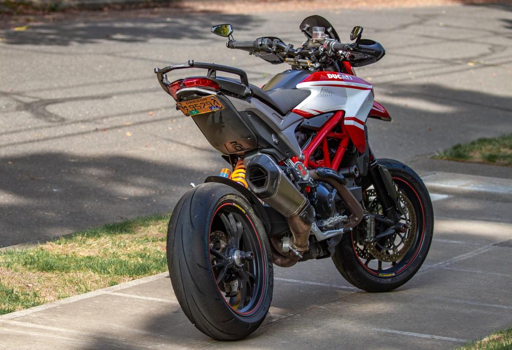 Photo 2015 Ducati HYPERMOTARD 821 $201.40201.40