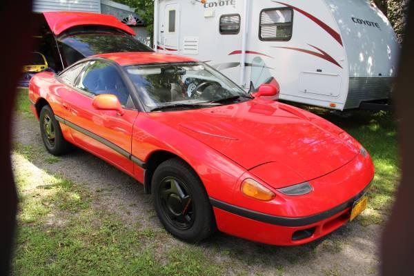 Photo 1992 Dodge Stealth - $3,500 (Potsdam)