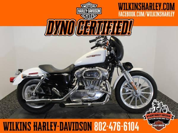 Photo 2007 Sportster 883 Low - $3,999 (Wilkins Harley-Davidson)