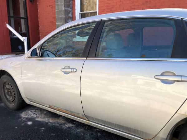 Photo 2008 Chevy Impala - $1,700 (Malone)