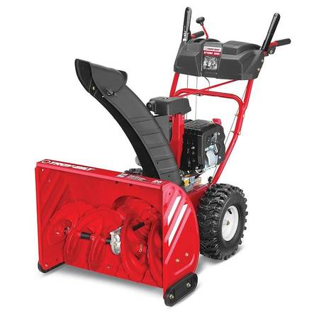 Photo BRAND-NEW Troy-Bilt 26quot Snow Blower Storm 2660 Two-Stage Snow Thrower - $599 (De Peyster)