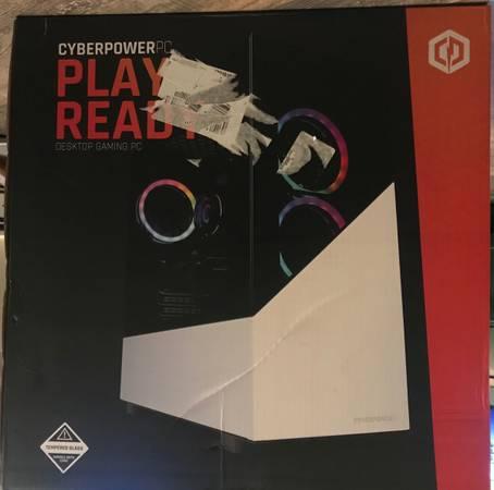 Photo CYBERPOWERPC GAMING PC RTX 3070 BEST BUY - $1,600 (Liverpool)