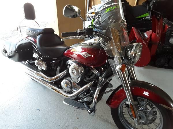 Photo For sale 2018 Kawasaki Vulcan 900 classic LT motorcycle (Richfield springs ny)