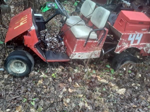 Photo Golf cart with a honda 750cc crotch rocket motor - $600 (Northfield vt)