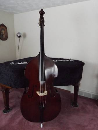 Photo Upright Bass WANTED One still needed immediately . (Syracuse Area)
