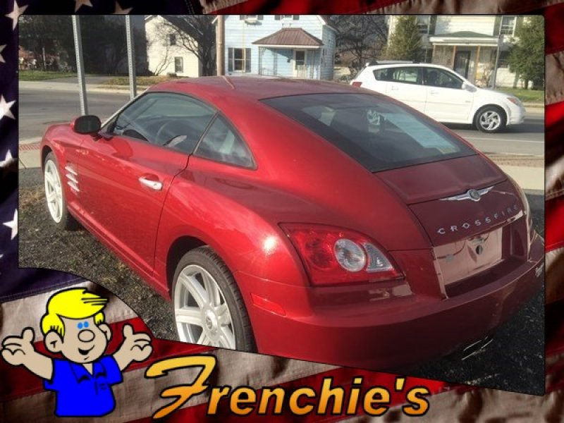 Photo Used 2005 Chrysler Crossfire Limited for sale