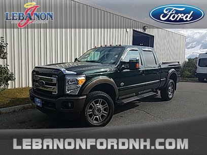 Photo Used 2016 Ford F350 King Ranch for sale